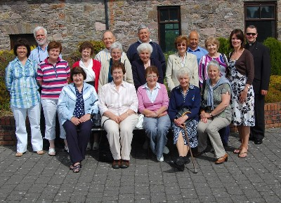 Mount Melleray Pilgrims