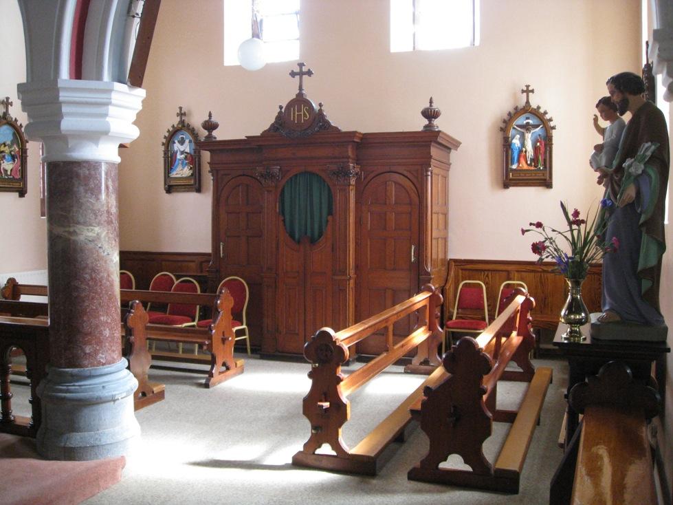 Fenor Confessional Box