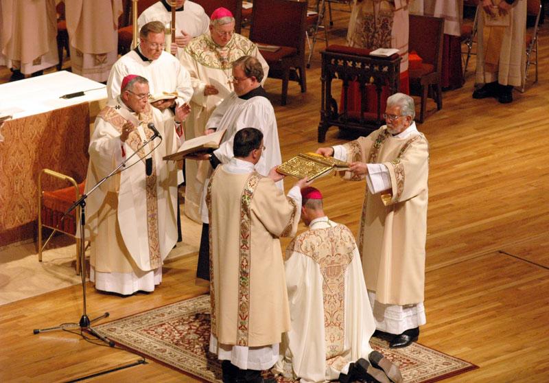Ordination of a bishop