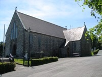 Dunhill church