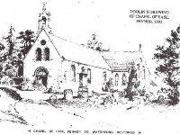 Sketch of Fenor Church