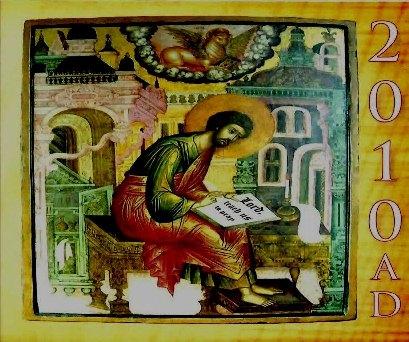 Parish calendar