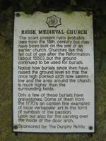 Reisk notice