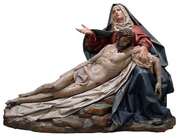 Fernandez's Pieta